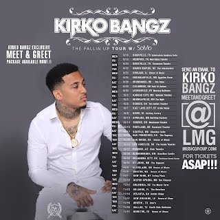 Kirko bangz touring with somo we heart music news platinum certified houston hip hop heavyweight and lmgunauthorized entertainment300 entertainment recording artist kirko bangz is kicking off the somo m4hsunfo
